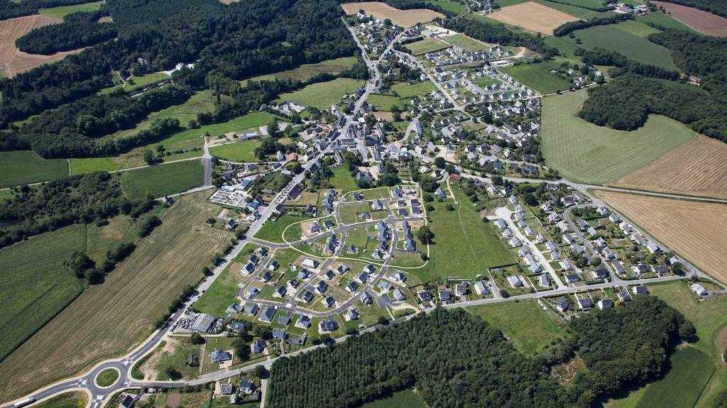 Vivre à Brandérion, commune rurale et calme