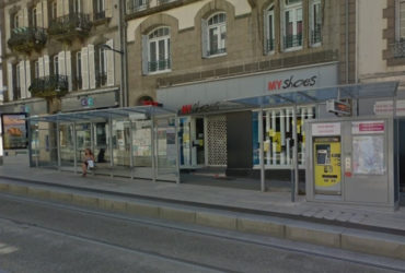 LOCAL COMMERCIAL BREST JAURES A LOUER
