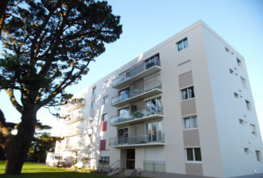 EXCLUSIVITE  BREST  SAINT PIERRE  APPARTEMENT T4  83M²  3 CHMABRES  ASCENSEUR  BALCON  PARKING