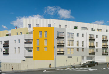 BREST CENTRE – T3 avec parking souterrain