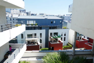 EXCLUSIVITE BREST SAINT MARTIN APPARTEMENT T4 65M² ASCENSEUR 2 BOX FERMES TERRASSE