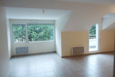 LOCATION BREST LAMBEZELLEC APPARTEMENT T3 66 M² RESIDENCE RECENTE TERRASSE DEUX PLACES DE PARKING