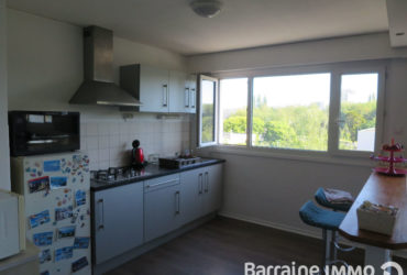 LOCATION BREST BELLEVUE APPARTEMENT T4