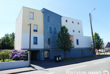 EXCLUSIVITE   BREST   GUELMEUR   APPRTEMENT T2   40M²   BALCON   PLACE DE PARKING   1 CHAMBRE   APERCU MER  LOCATAIRE EN PLACE   IMMEUBLE RECENT