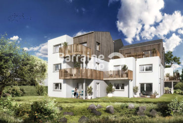 A VENDRE   PROGRAMME NEUF   MOULIN BLANC / SAINT-MARC   VUE MER   ASCENSEUR   PARKING PRIVATIF   TERRASSE – - LESTERRASSESDUMOULINBLANC-SR